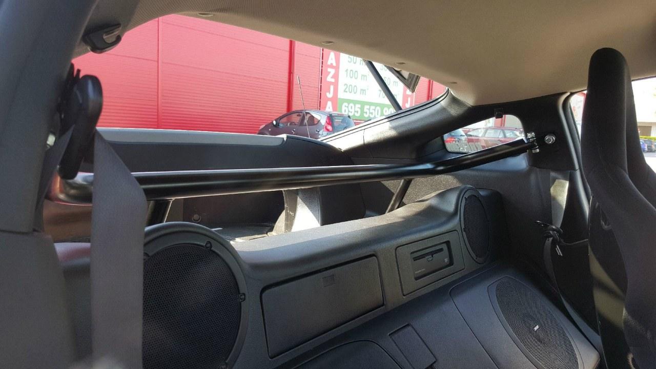 Harness Bar Nissan 350Z - GRUBYGARAGE - Sklep Tuningowy